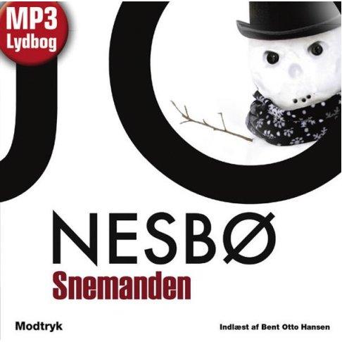 Image of   Snemanden - Jo Nesbø - Cd Lydbog