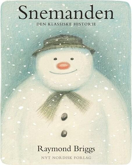 Snemanden - Raymond Briggs - Bog
