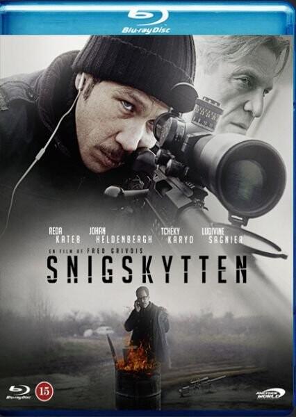 Snigskytten - Blu-Ray