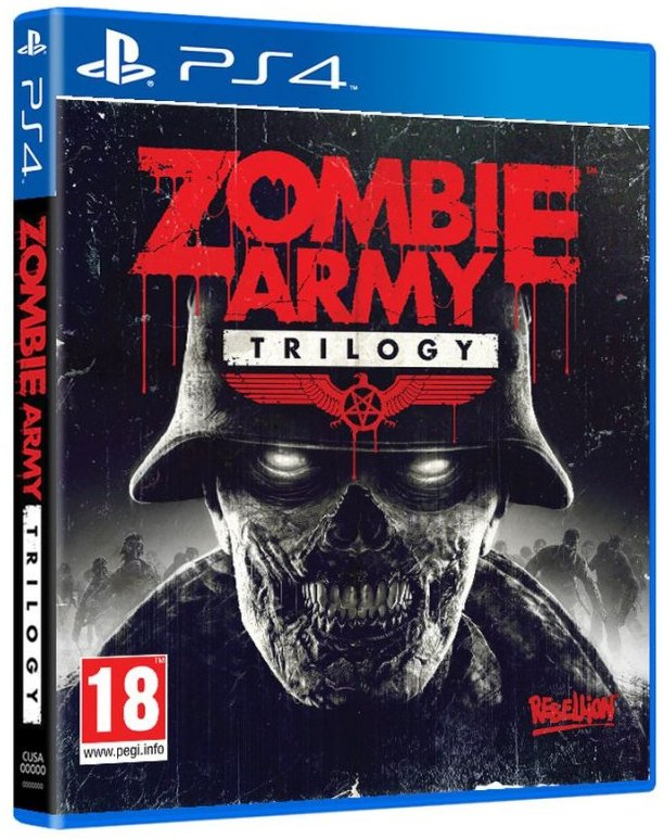 Image of   Sniper Elite: Zombie Army Trilogy - PS4