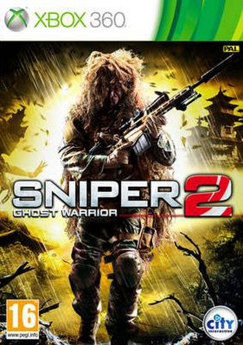 Image of   Sniper: Ghost Warrior 2 - Limited Edition - Xbox 360