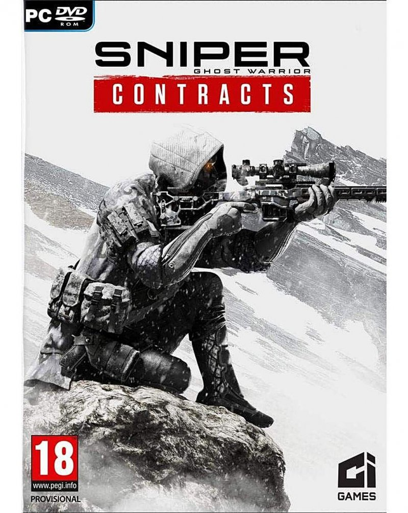 Image of   Sniper Ghost Warrior Contracts - PC