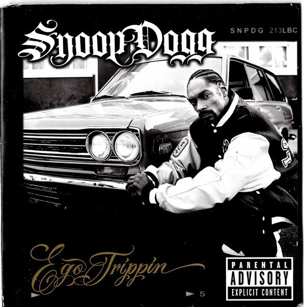 Image of   Snoop Dogg - Ego Trippin - CD