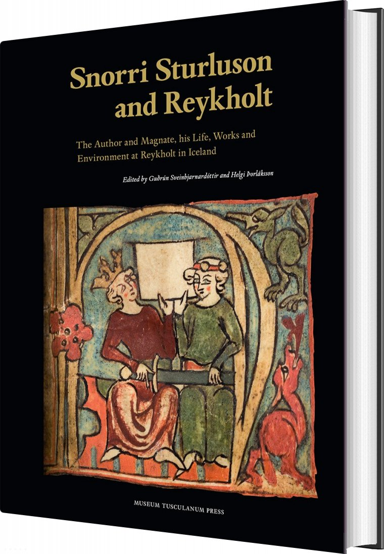 Billede af Snorri Sturluson And Reykholt - Sveinbjarnardóttir - Bog