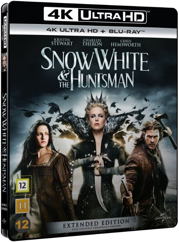 Billede af Snow White And The Huntsman - 4K Blu-Ray