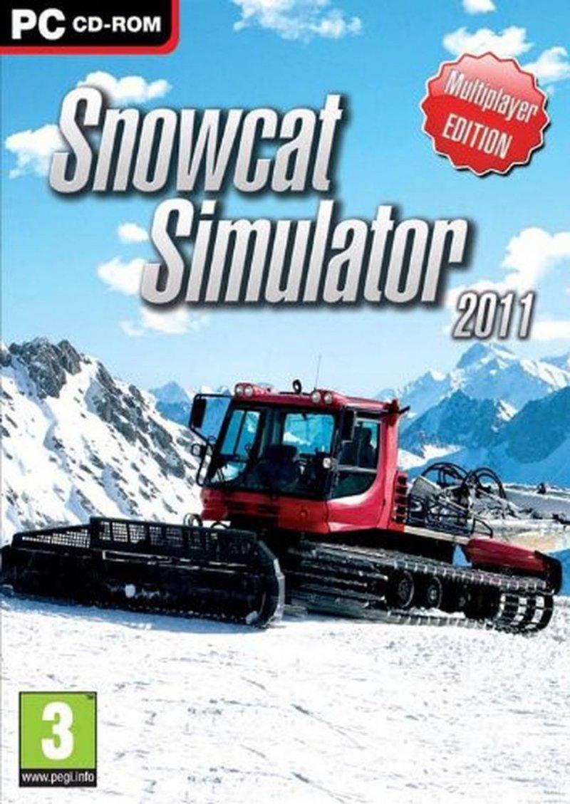 Image of   Snowcat Simulator 2011 - PC