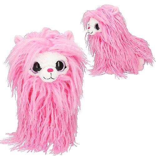 Snukis - Polly The Alpaca - Pink - 21 Cm.