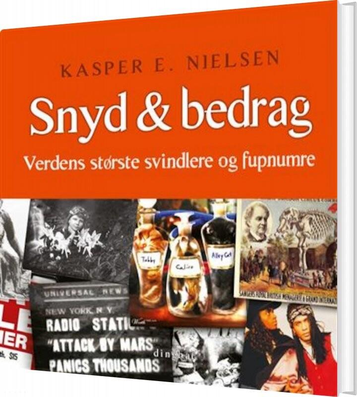 Snyd & Bedrag - Kasper E. Nielsen - Bog