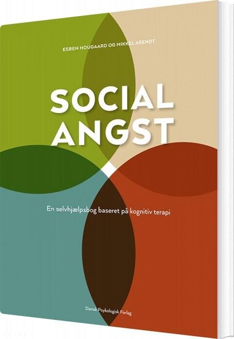 Image of   Social Angst - Mikkel Arendt - Bog