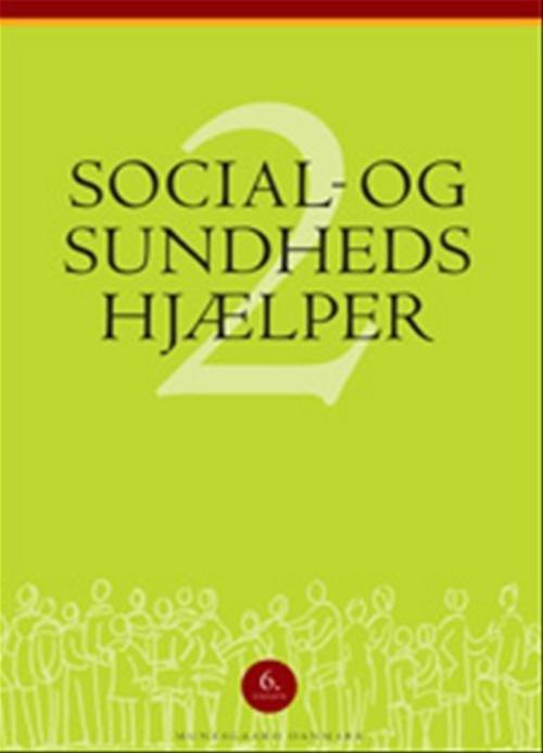 social og sundhedshjælper bøger
