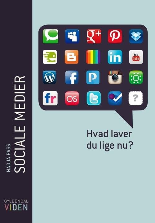 Image of   Sociale Medier - Nadja Pass - Bog