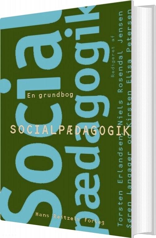 Image of   Socialpædagogik - En Grundbog - Pernille Jensen - Bog