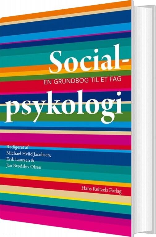 Image of   Socialpsykologi - Søren Kristiansen - Bog