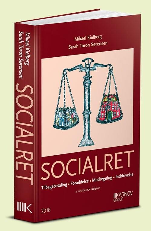 Image of   Socialret - Mikael Kielberg - Bog