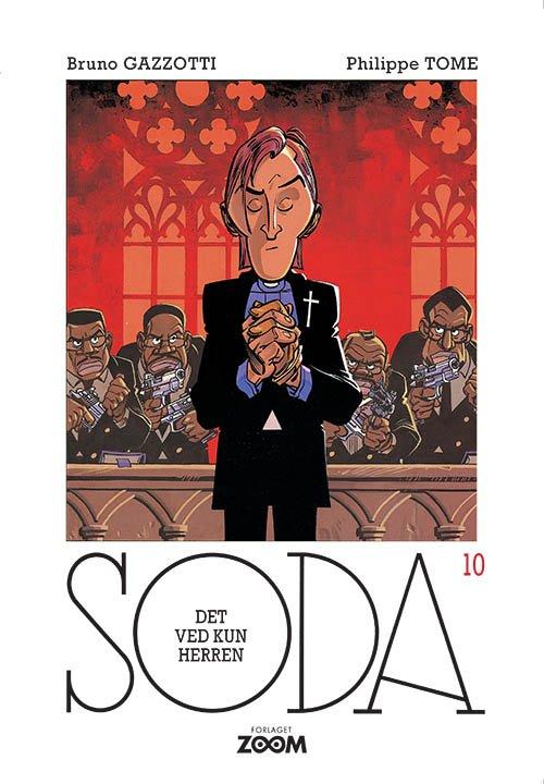 Billede af Soda 10: Det Ved Kun Herren - Philippe Tome - Tegneserie