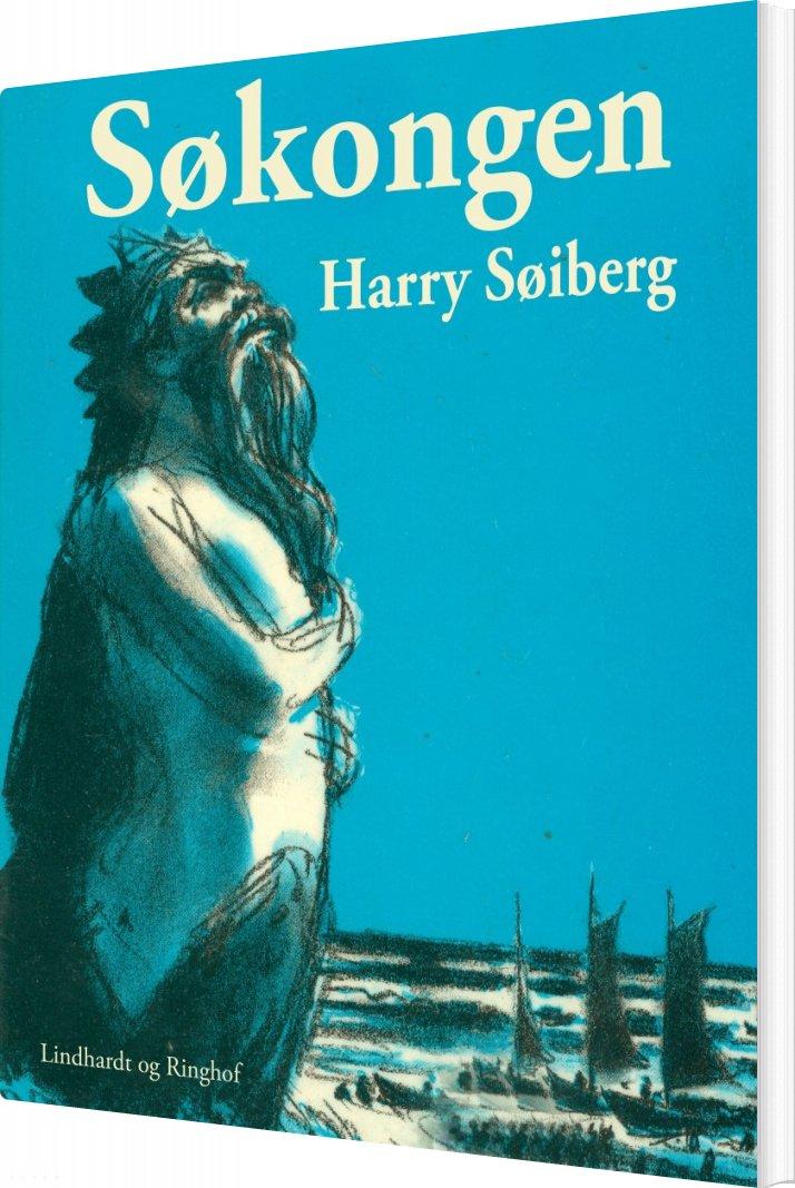 Søkongen - Harry Søiberg - Bog