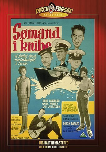 sømand i knibe dvd
