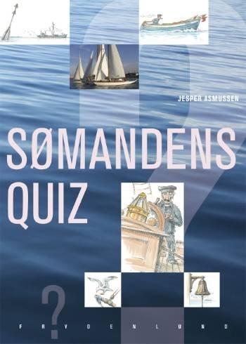 Image of   Sømandens Quiz - Jesper Asmussen - Bog