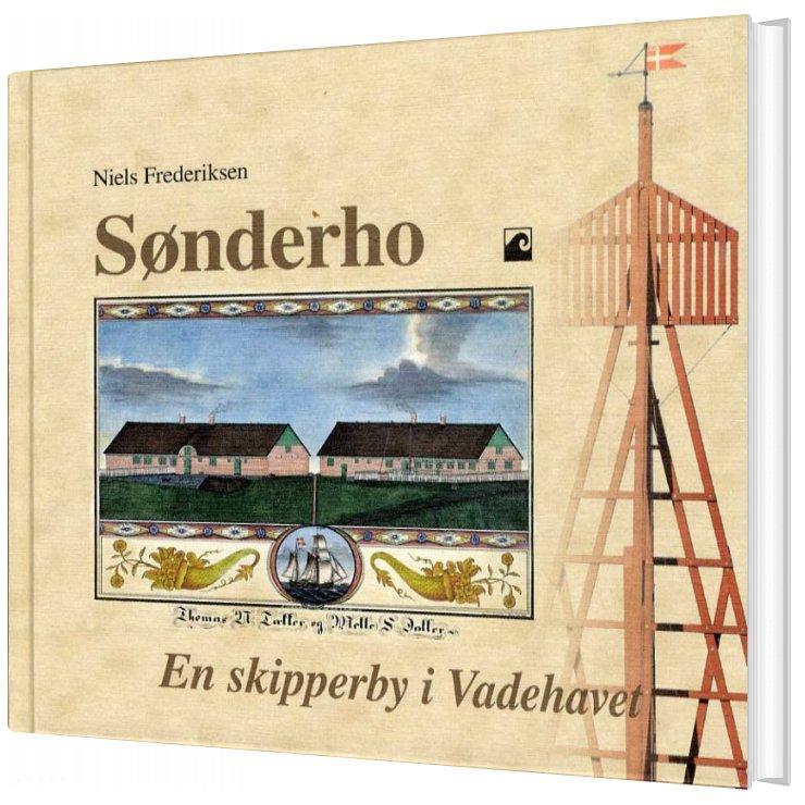 Image of   Sønderho - Niels Frederiksen - Bog