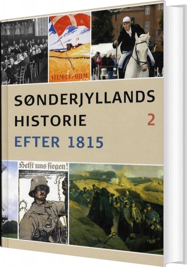 Sønderjyllands Historie Bd.2 - Carsten Porskrog Rasmussen - Bog