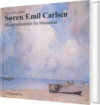 Image of   Søren Emil Carlsen - Kim Lykke Jensen - Bog