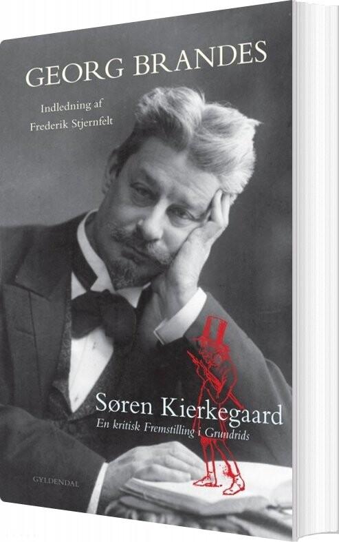 Image of   Søren Kierkegaard - Georg Brandes - Bog