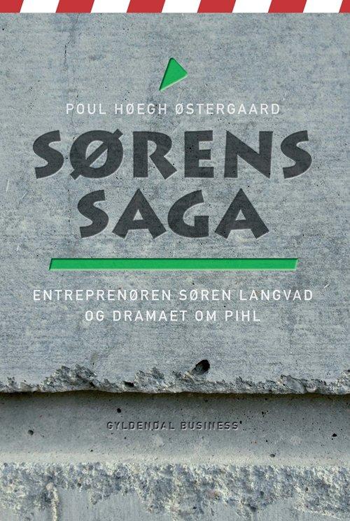 Image of   Sørens Saga - Poul Høegh østergaard - Bog