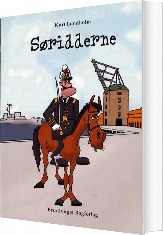 Søridderne - Kurt Lundholm - Bog