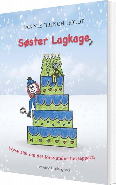 e56caeea71f Søster Lagkage Af Jannie Brinch Holdt → Køb bogen billigt her