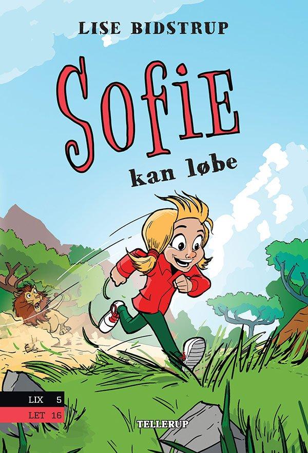 Image of   Sofie #1: Sofie Kan Løbe - Lise Bidstrup - Bog