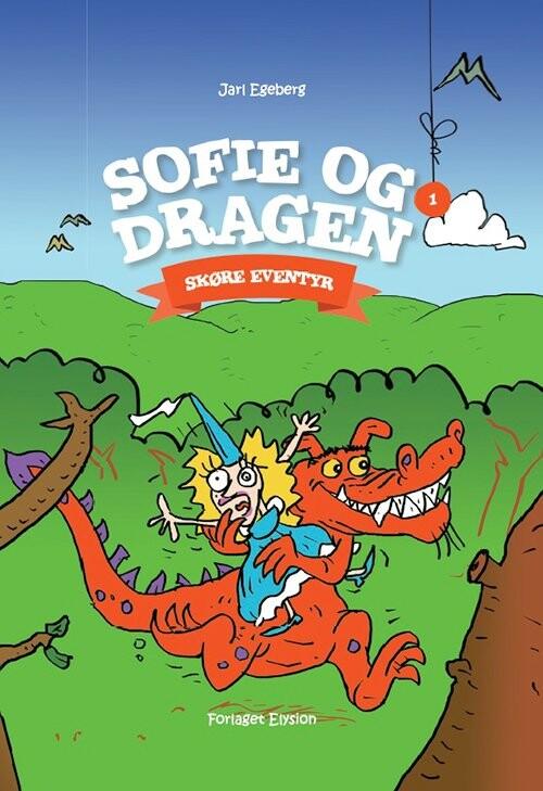 Image of   Sofie Og Dragen - Jarl Egeberg - Bog
