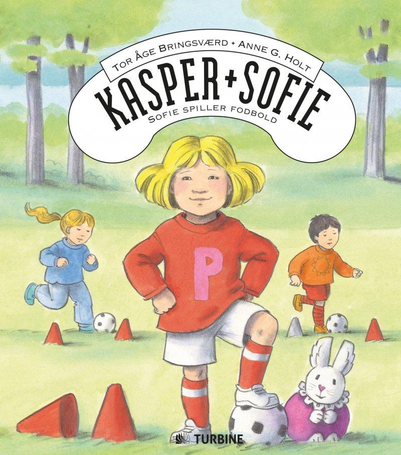 Sofie Spiller Fodbold Af Tor Åge Bringsværd → Køb bogen billigt her
