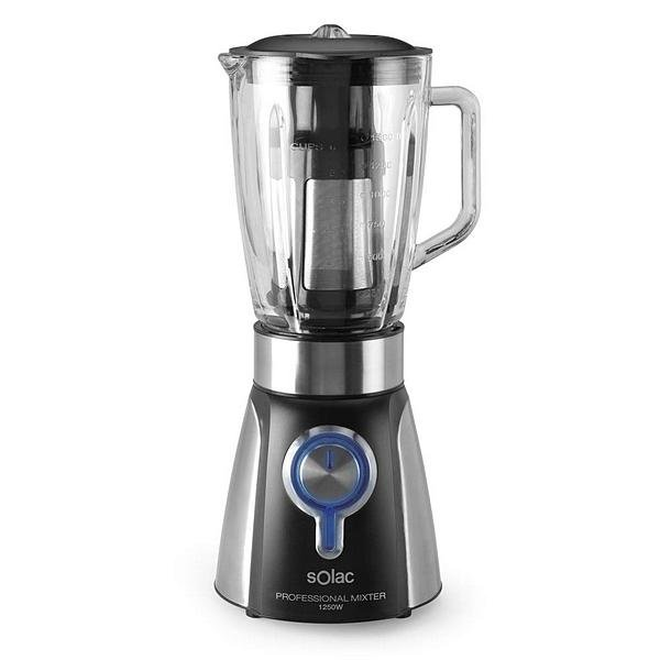 Image of   Solac Blender - Professional Mixer Bv5724 1,5l 1250w - Sort