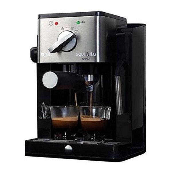 Image of   Solac - Espressomaskine - 1,2l - 1140w - Ce4493 - Sort
