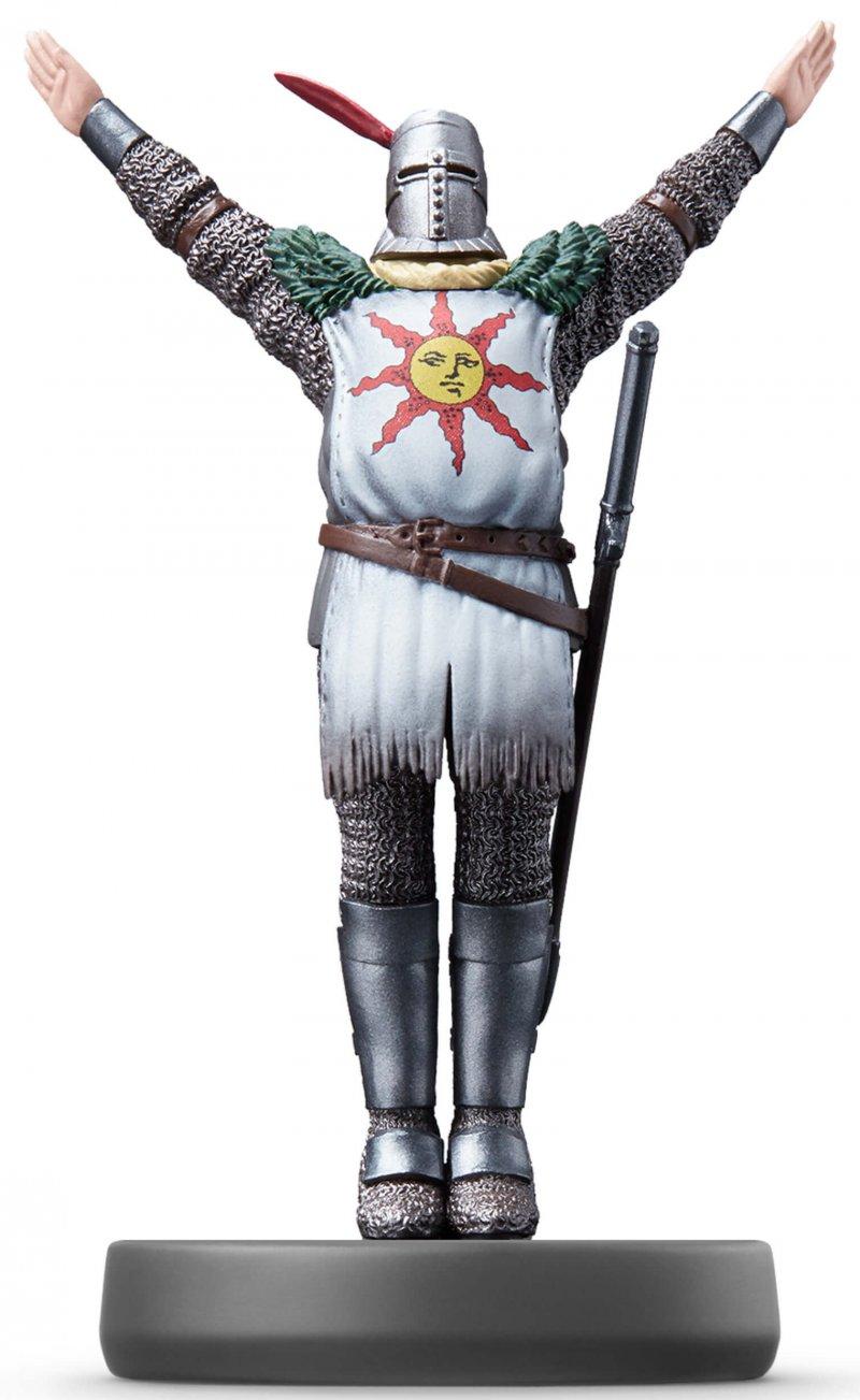 Image of   Solaire Of Astora Figur - Dark Souls - Amiibo