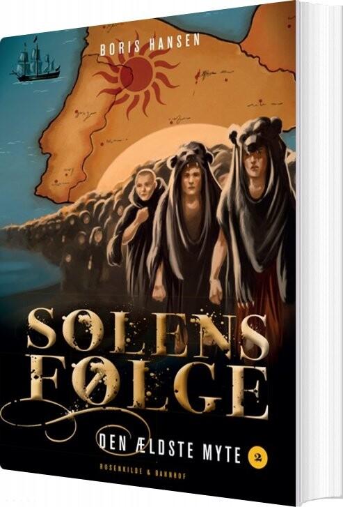 Image of   Solens Følge - Boris Hansen - Bog