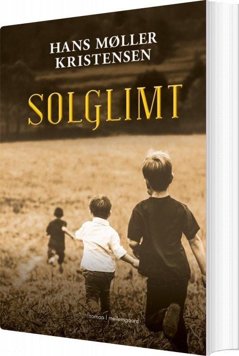Image of   Solglimt - Hans Møller Kristensen - Bog