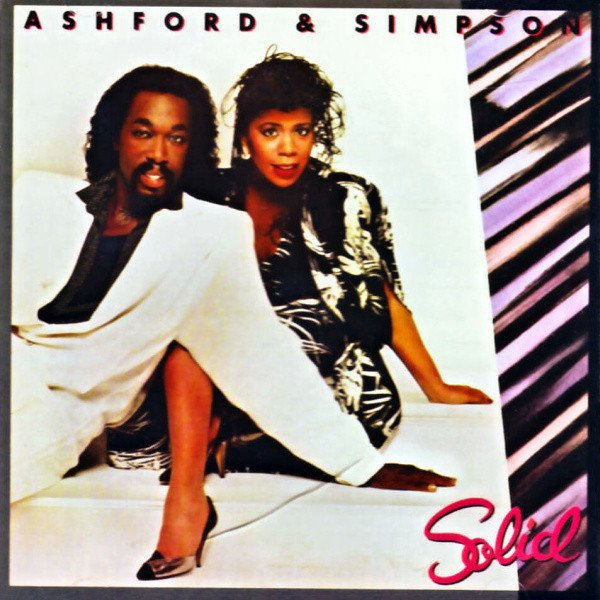 Image of   Ashford & Simpson - Solid - CD