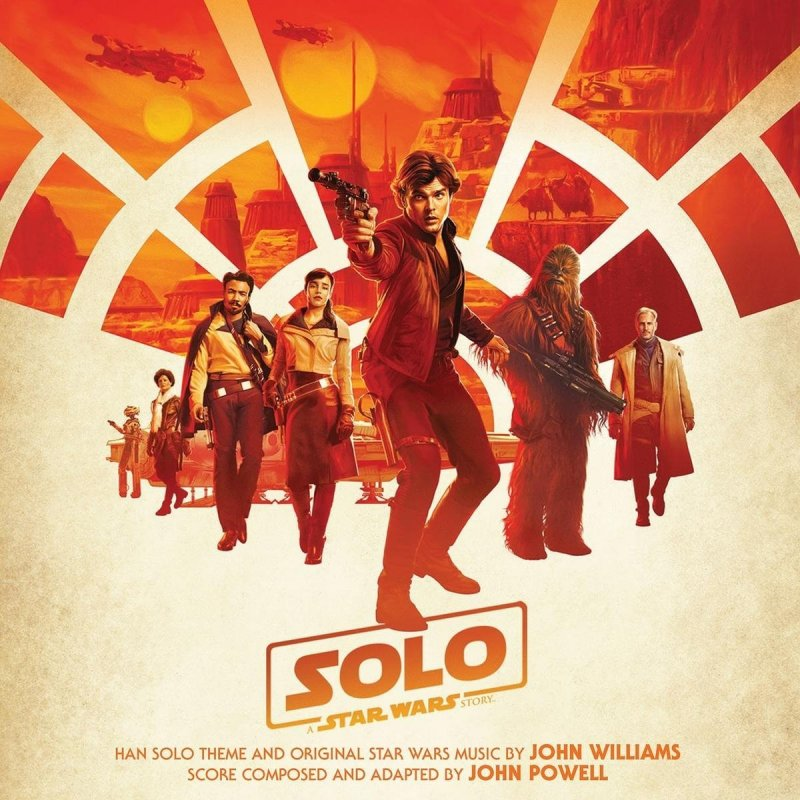 Image of   John Williams - Solo: A Star Wars Story - Soundtrack - CD