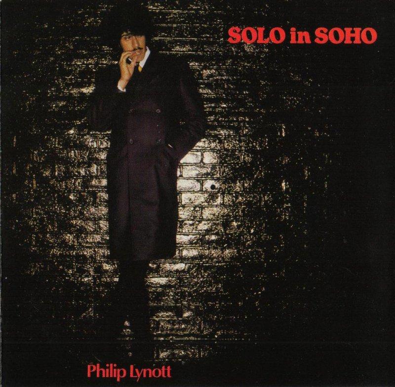 Phil Lynott - Solo In Soho - Vinyl / LP