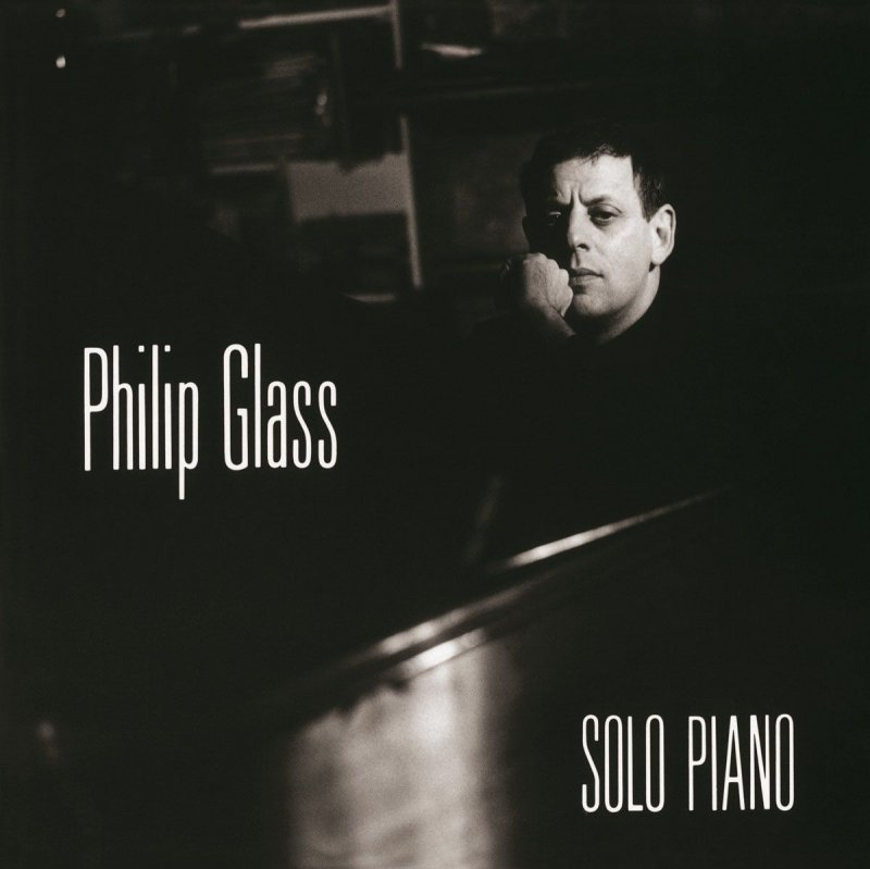 Philip Glass - Solo Piano - Vinyl / LP