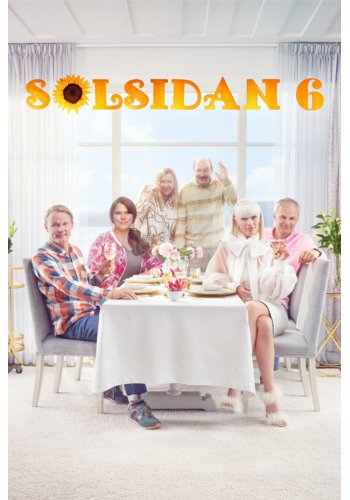 Image of   Solsidan - Sæson 6 - Blu-Ray - Tv-serie