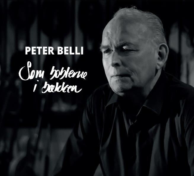 Peter Belli - Som Boblerne I Bækken - CD
