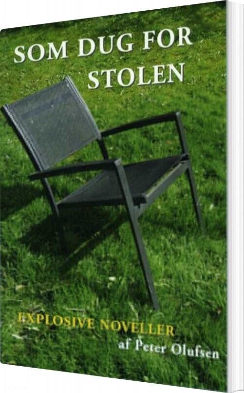 Image of   Som Dug For Stolen - Peter Olufsen - Bog
