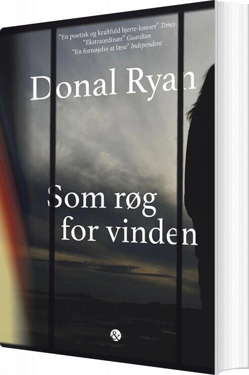 Som Røg For Vinden - Donal Ryan - Bog