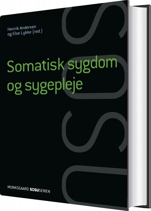 Image of   Somatisk Sygdom Og Sygepleje -ssa - Bind I-ii - Henrik Andersen - Bog