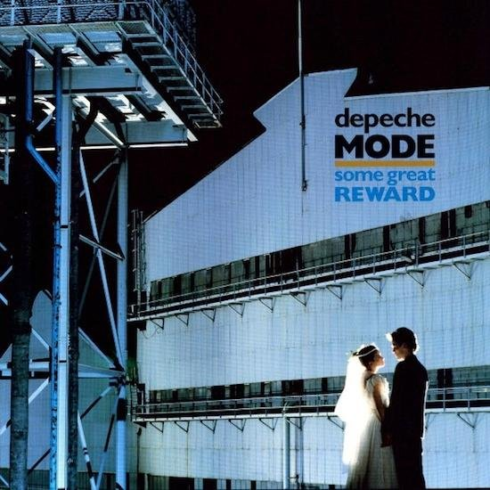Depeche Mode - Some Great Reward - Vinyl / LP