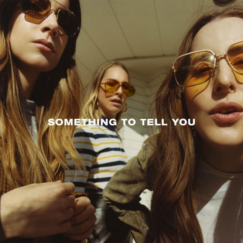 Image of   Haim - Something To Tell You - CD