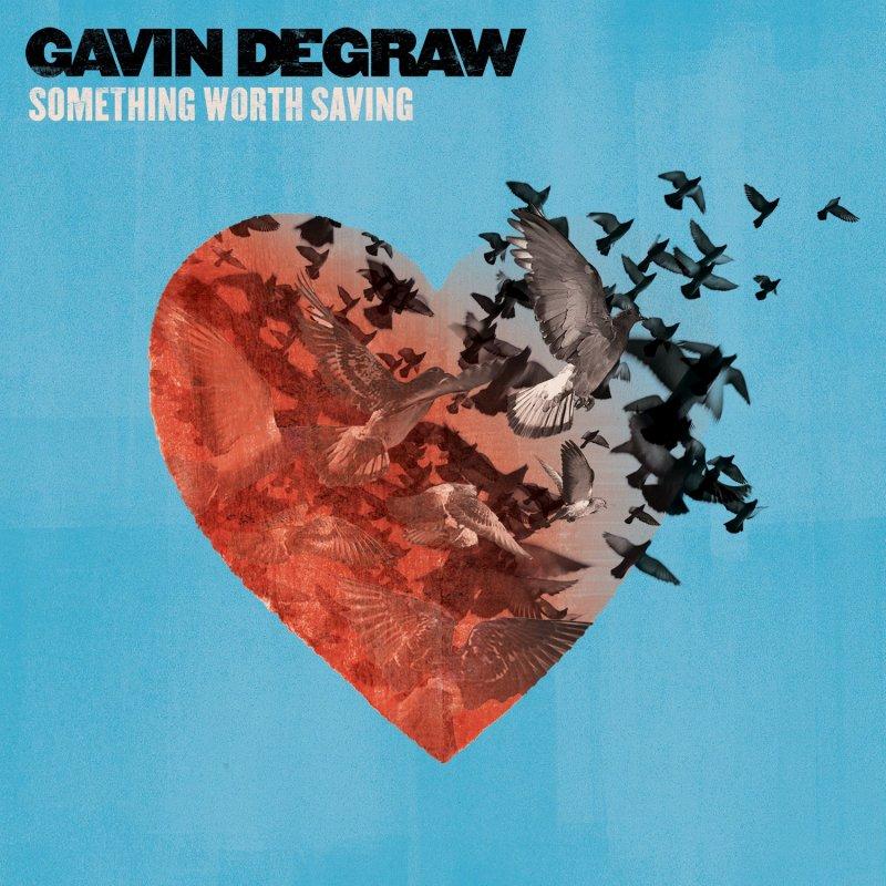 Image of   Gavin Degraw - Something Worth Saying - CD