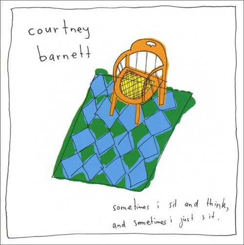 Image of   Courtney Barnett - Sometimes I Sit And Think, And Sometimes I Just Sit - CD